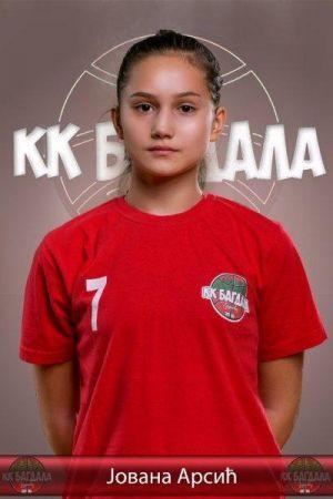 Jovana Arsić