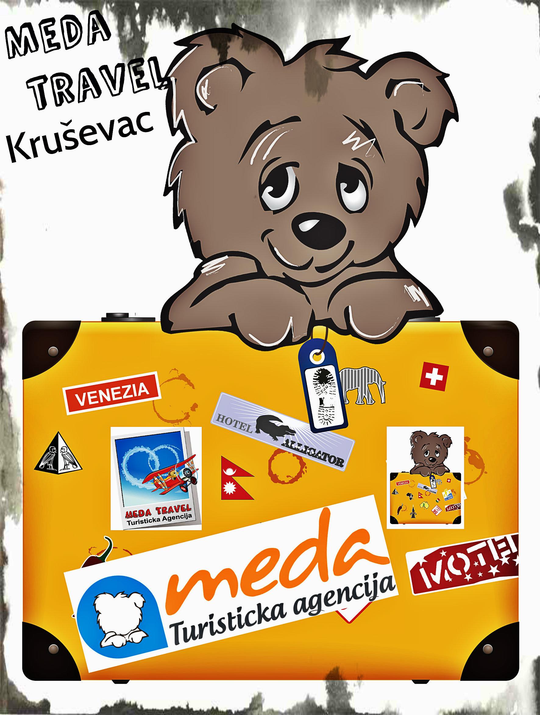 Meda travel Kruševac