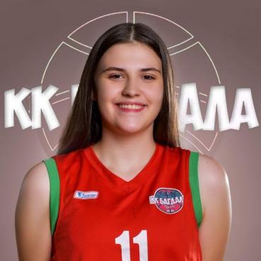 Milica Veljkovic 2003